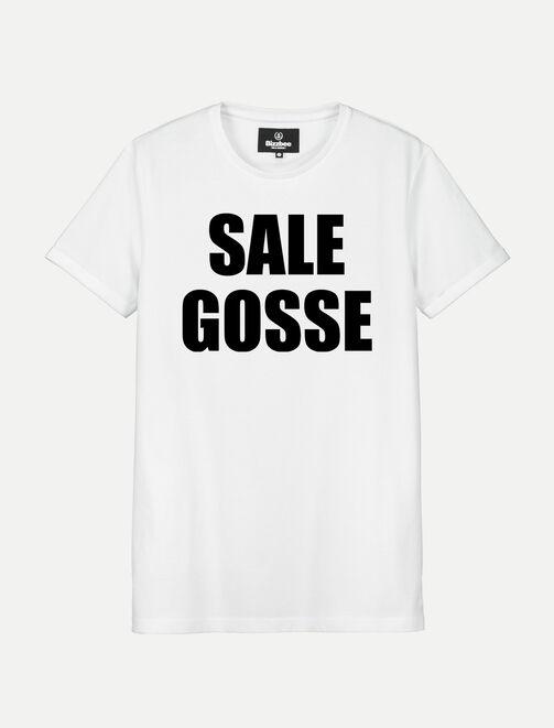 """T-shirt """"Sale gosse"""" homme"""