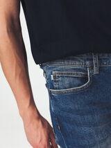 Jean slim stone dirty