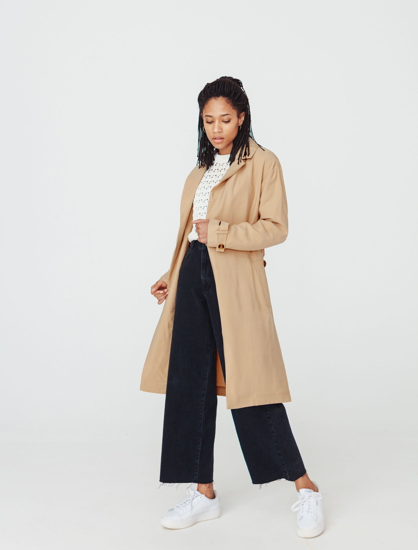 Trench Long