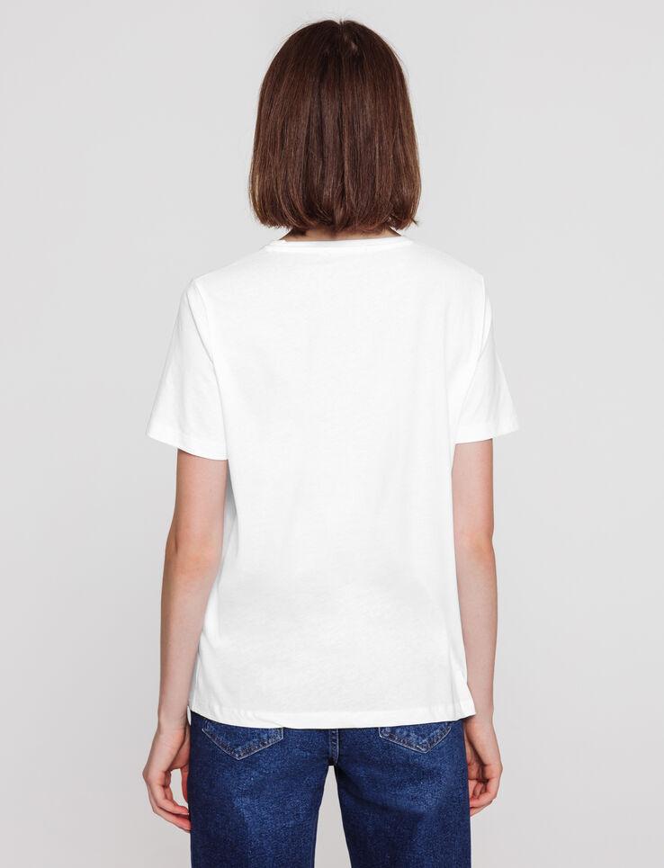 """T-shirt panda """"Cœur sur toi"""""""