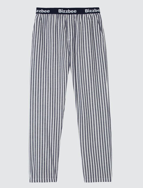 Pyjama rayé homme