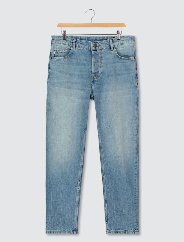 Jean relaxed vintage used