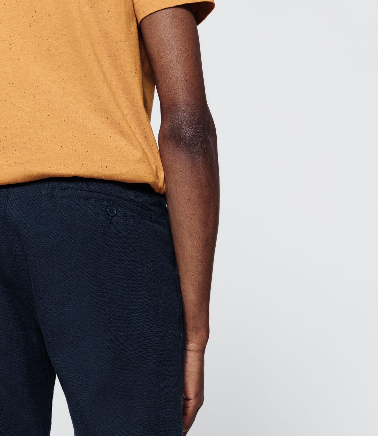Pantalon de ville fantaisie