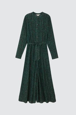 Robe Longue AOP