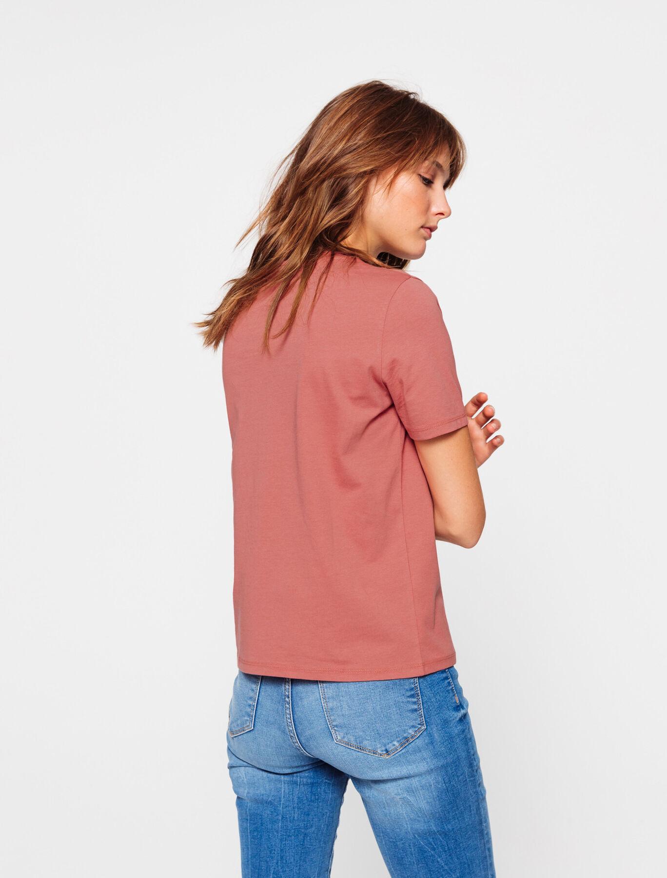 T-shirt Ginger en coton bio