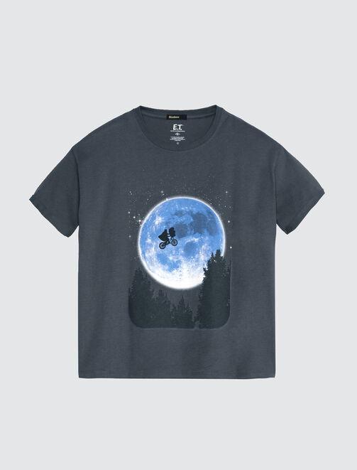 T-shirt licence E.T femme