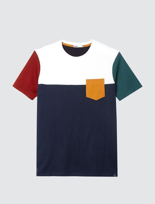 T-shirt à poche homme