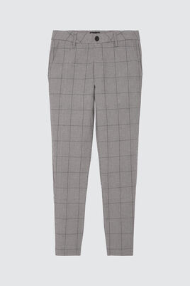 Pantalon à carreaux prince de galles