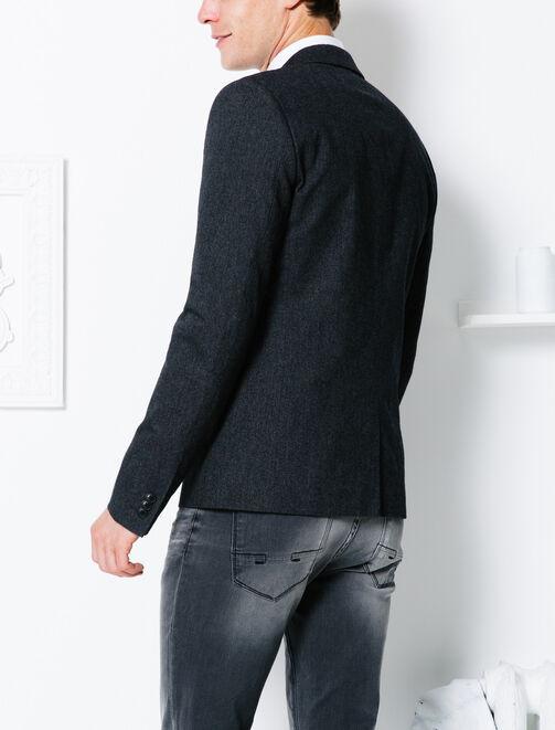 Veste habillée esprit Oxford homme