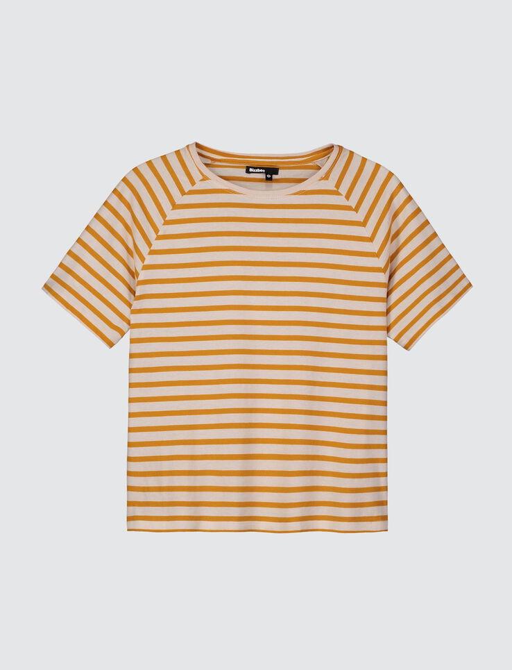 T-shirt raglan marinière