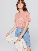 """T-shirt message """"Gang de copines - depuis toujours"""