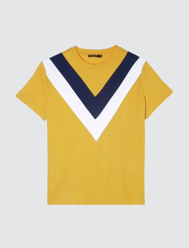 T-shirt colorblock
