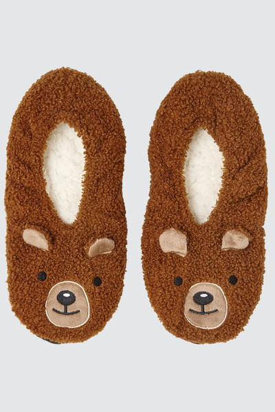 Chaussons Ours