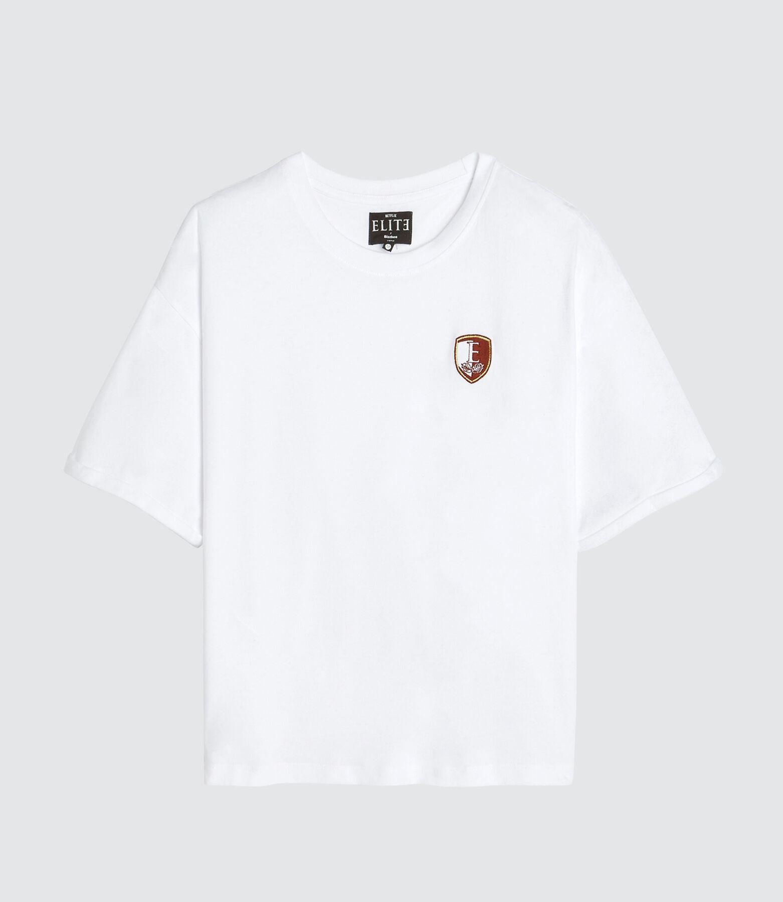 T-shirt écusson Elite Netflix