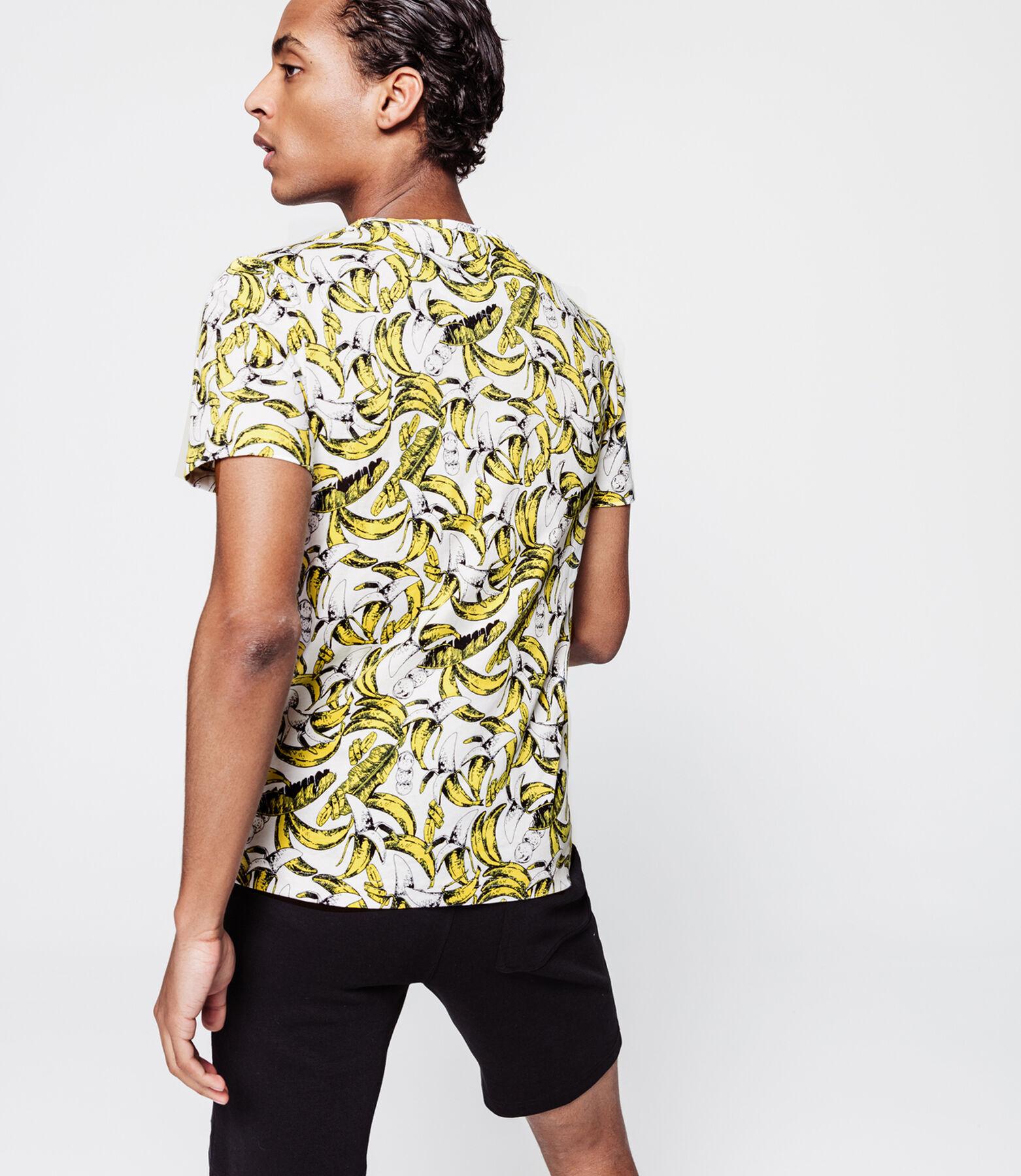 T-shirt avec imprimé banane