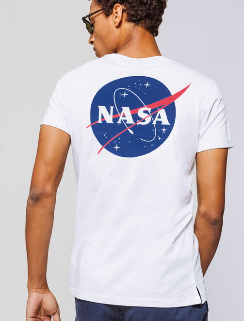 T-shirt licence NASA homme