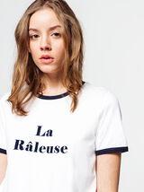 """T-shirt """"la râleuse"""" et """"la rêveuse"""""""