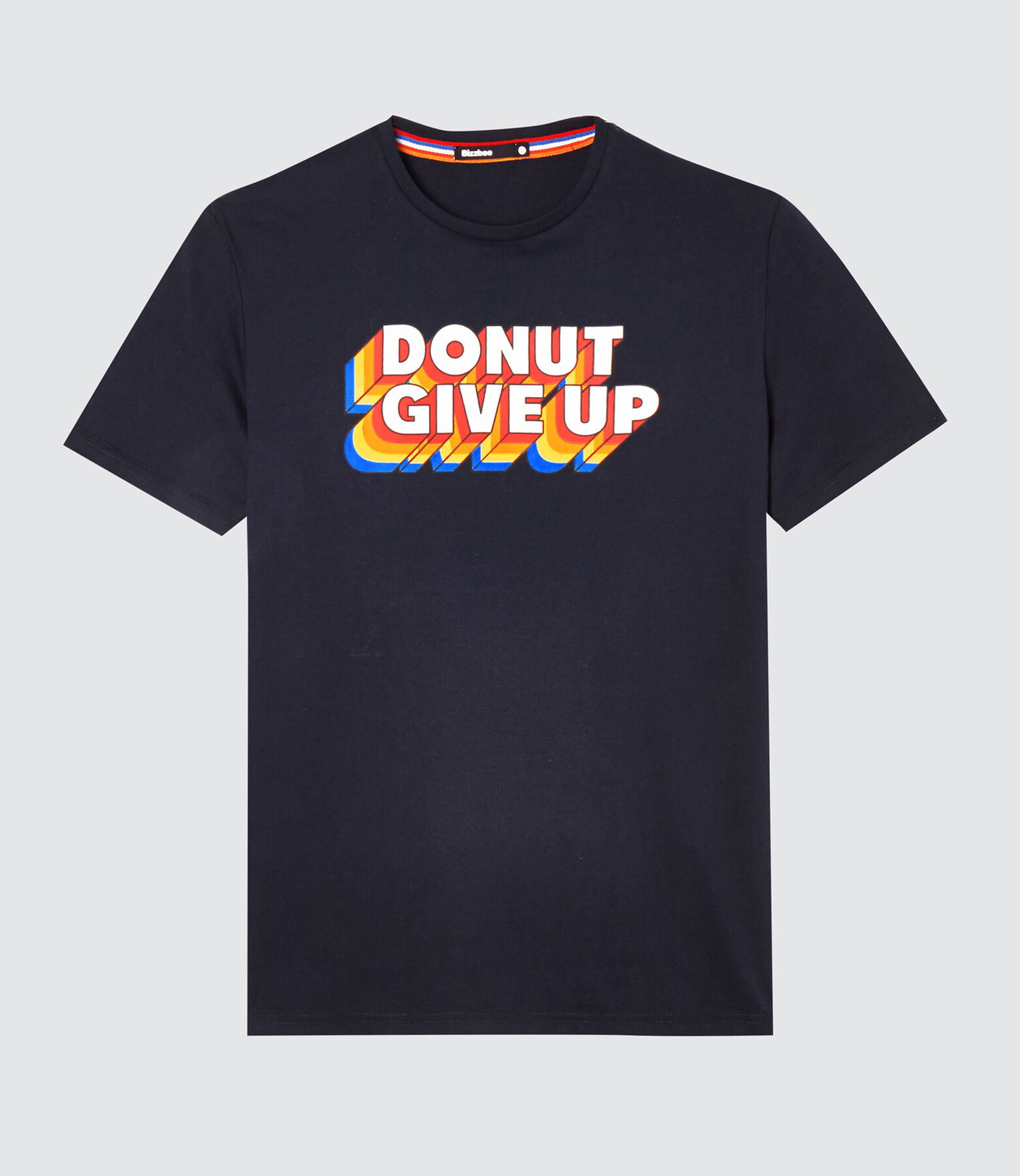T-shirt Donut Give up