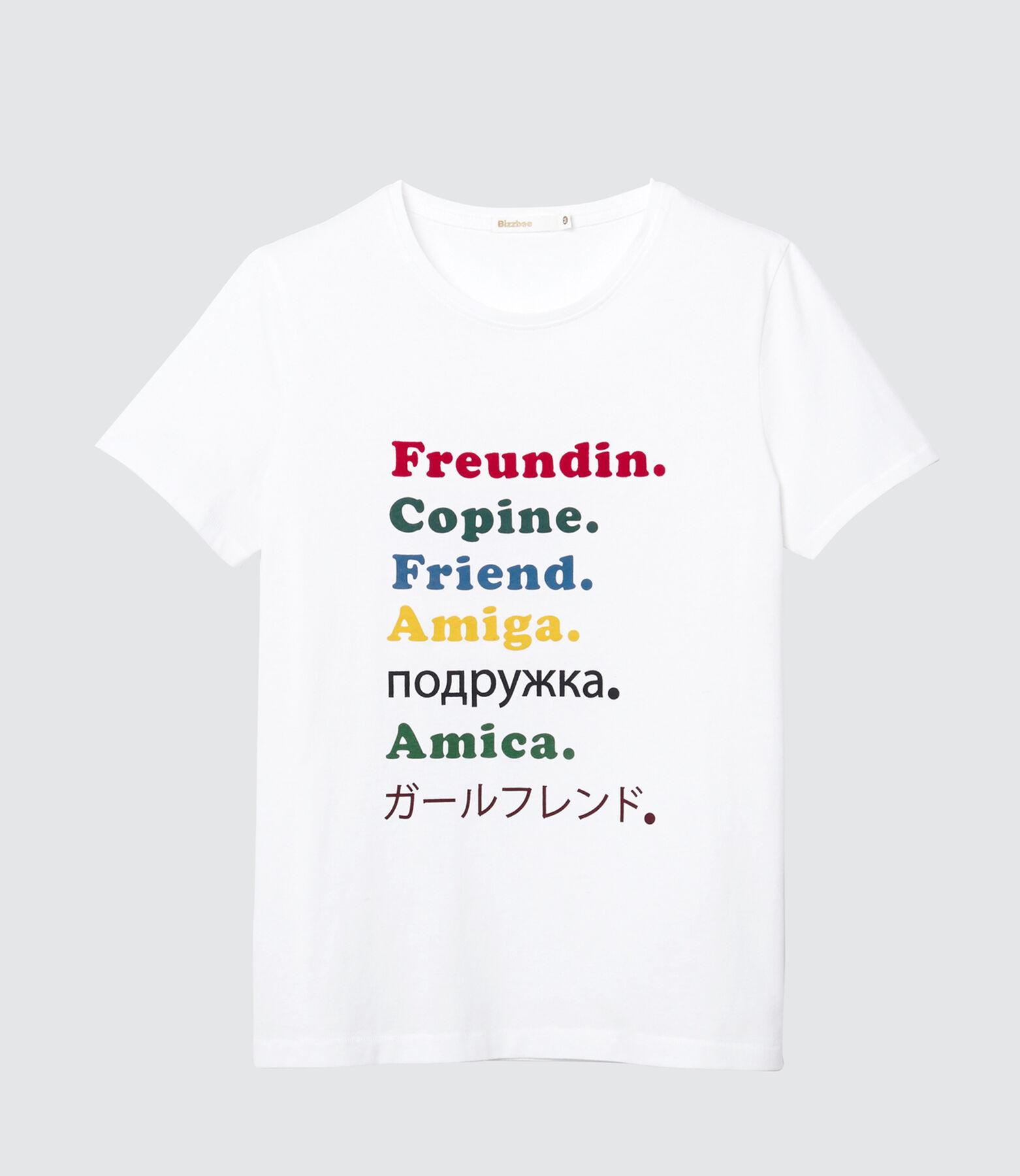 T-shirt friends international