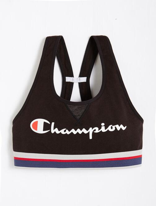 Brassière partenariat Champion femme