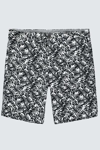 Short imprimé Hawaï