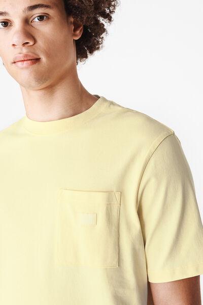 T-shirt loose avec poche