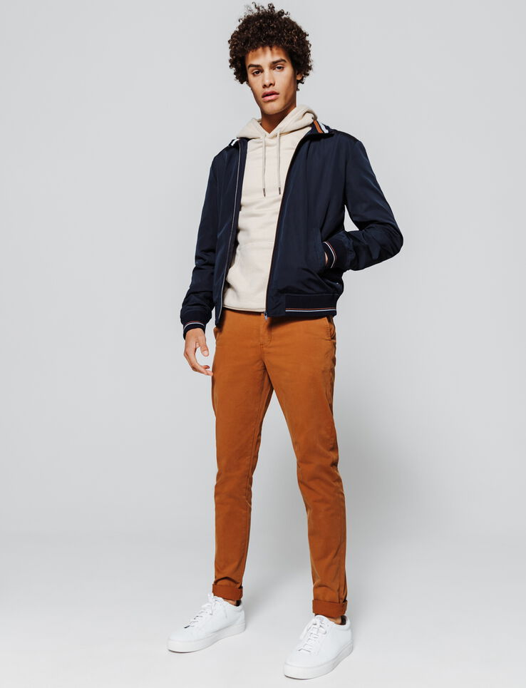 Bomber col montant