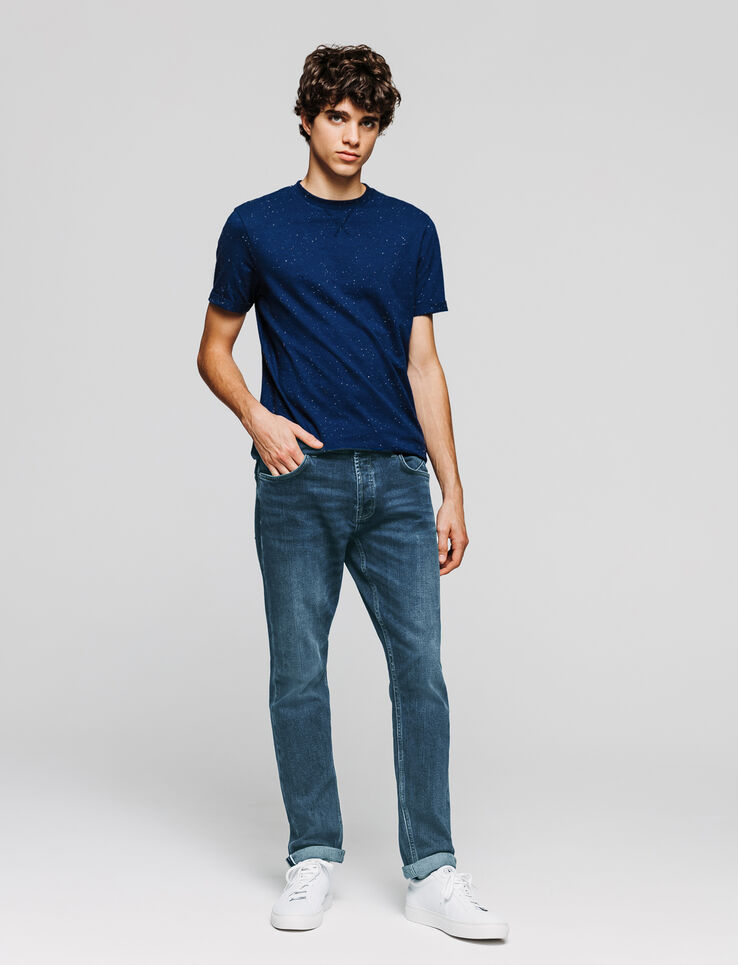 Jean straight selvedge