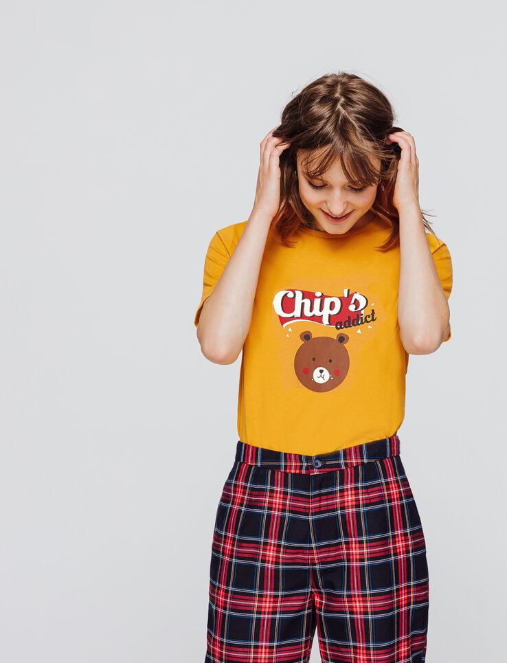 "T-shirt ""Chip's addict"""
