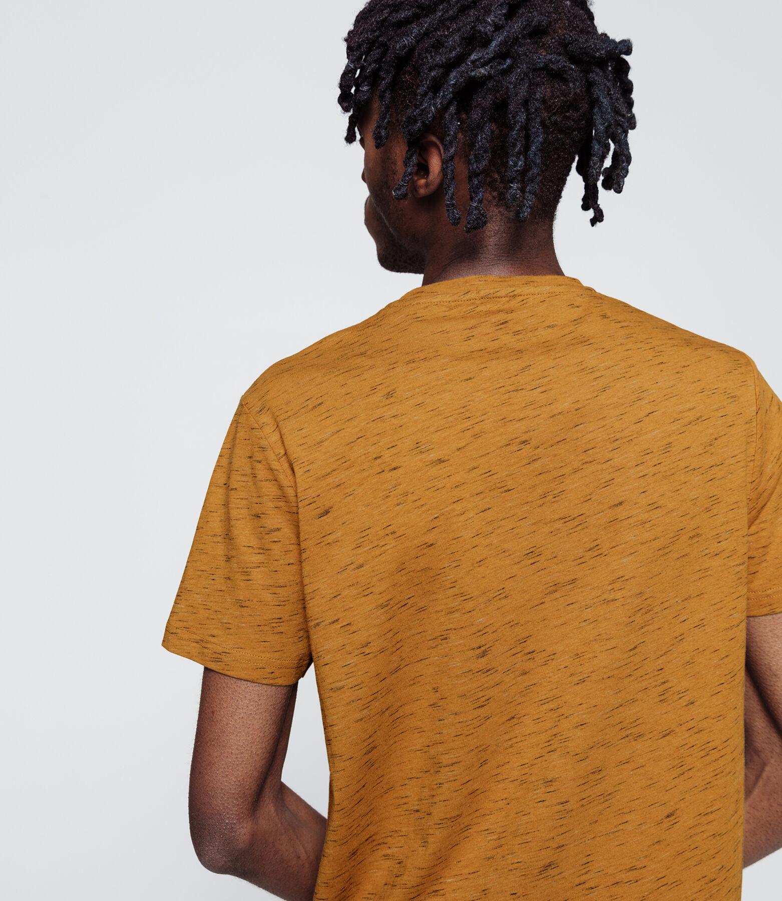 T-shirt matière fantaisie