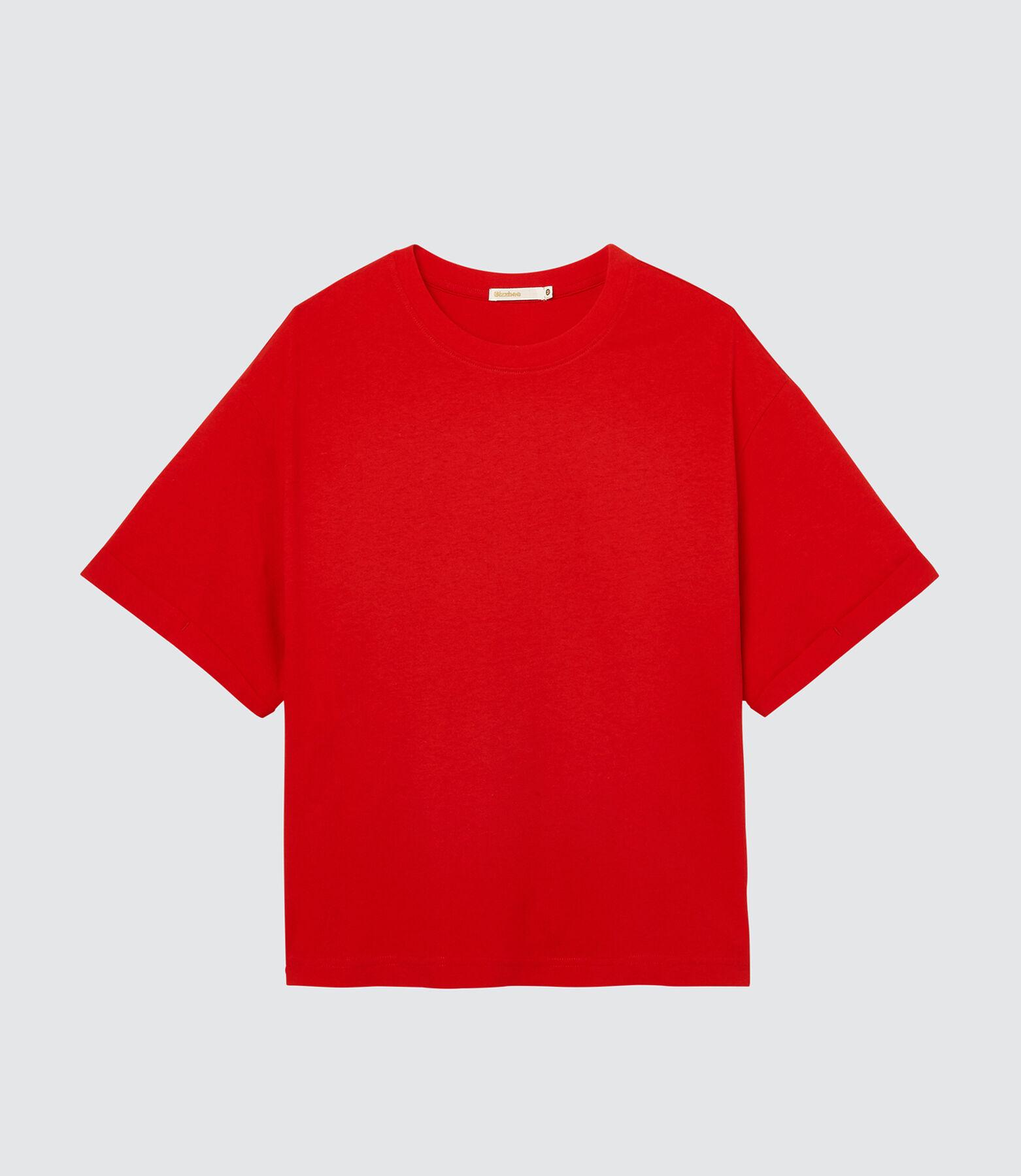 T-shirt en coton issu de l'agriculture biologique