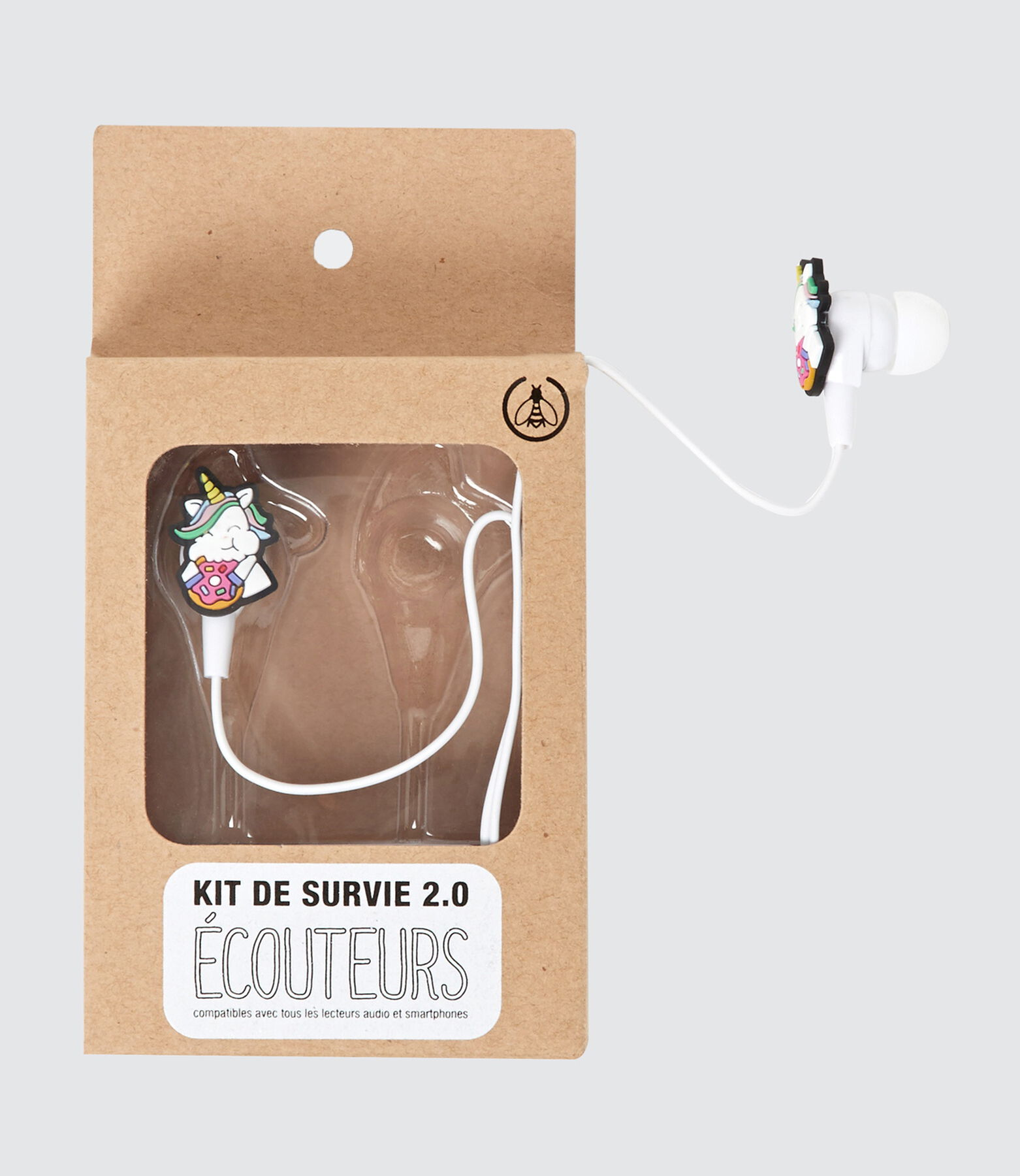Ecouteurs Licorne Donuts