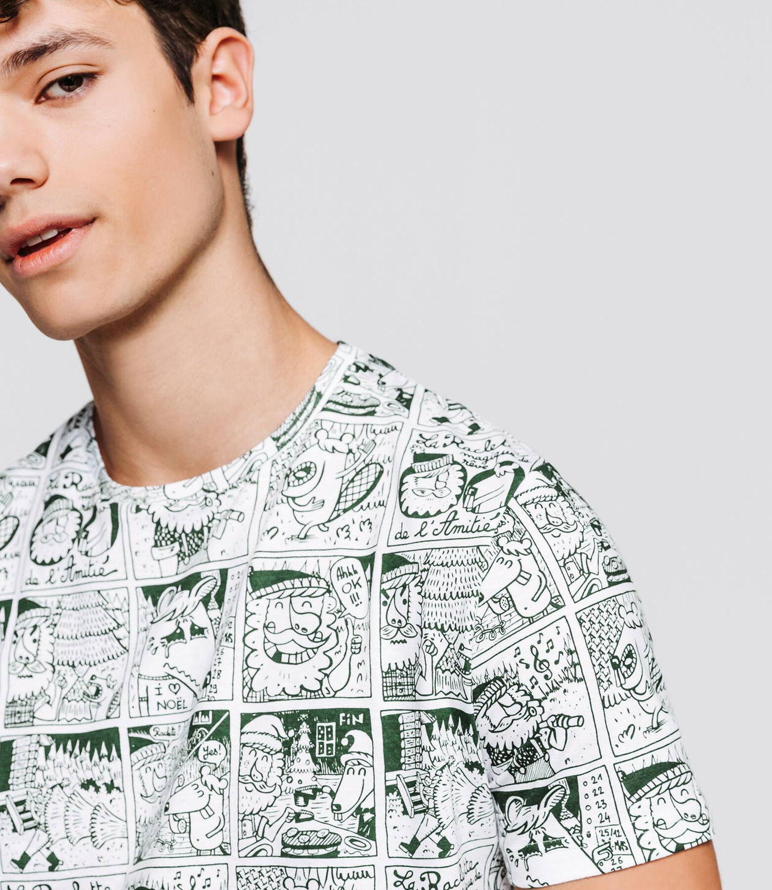 T-shirt BD Noël