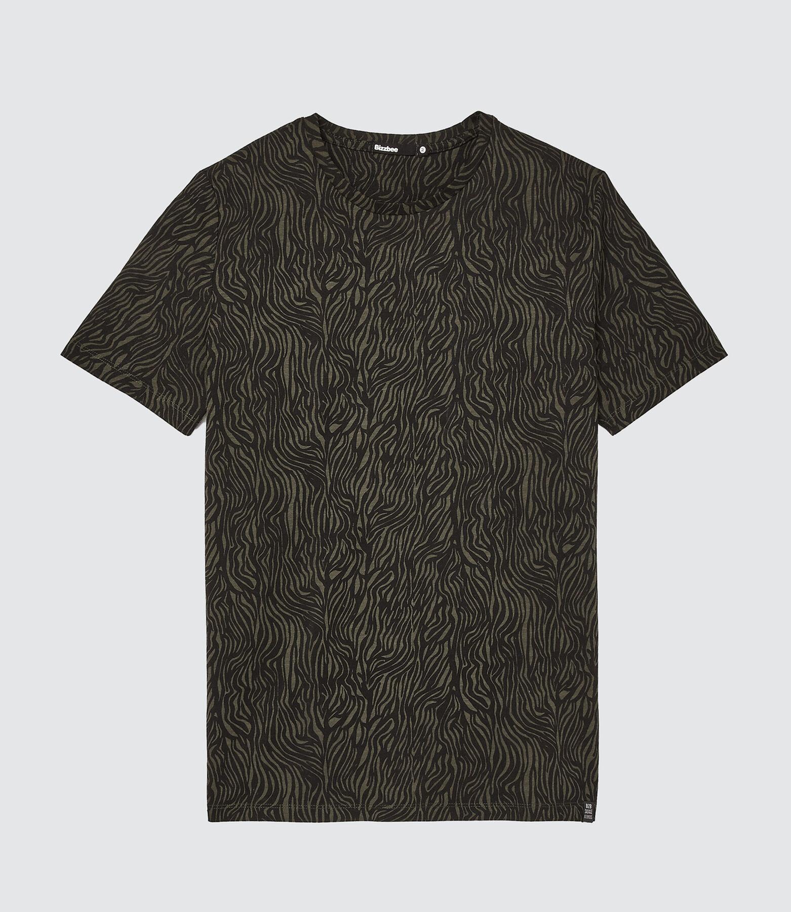T-shirt avec imprimé animal