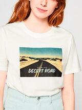 T-shirt imprimé photoprint