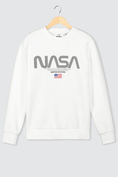 Sweat réfléchissant NASA