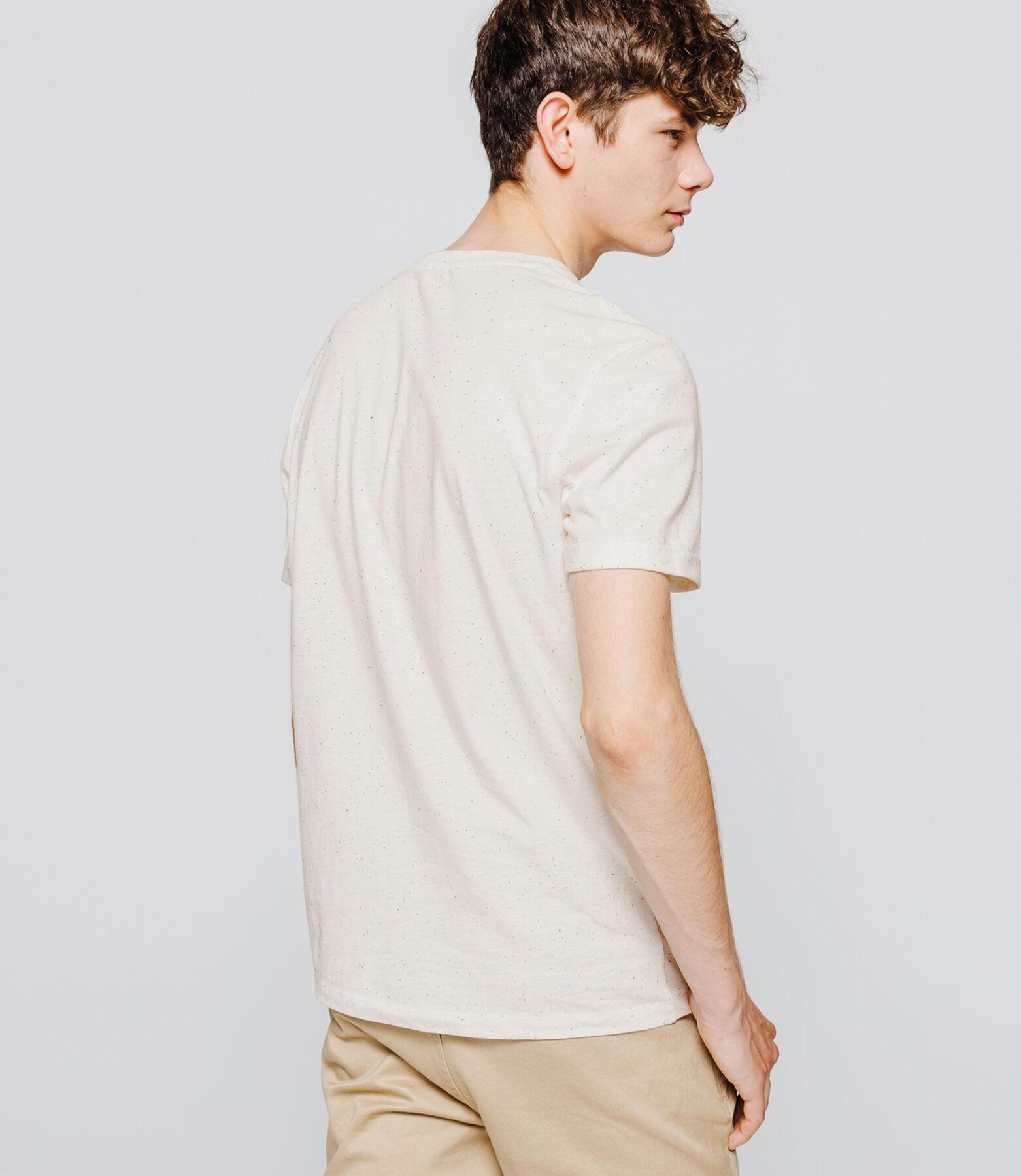 T-shirt coton nep's manches courtes