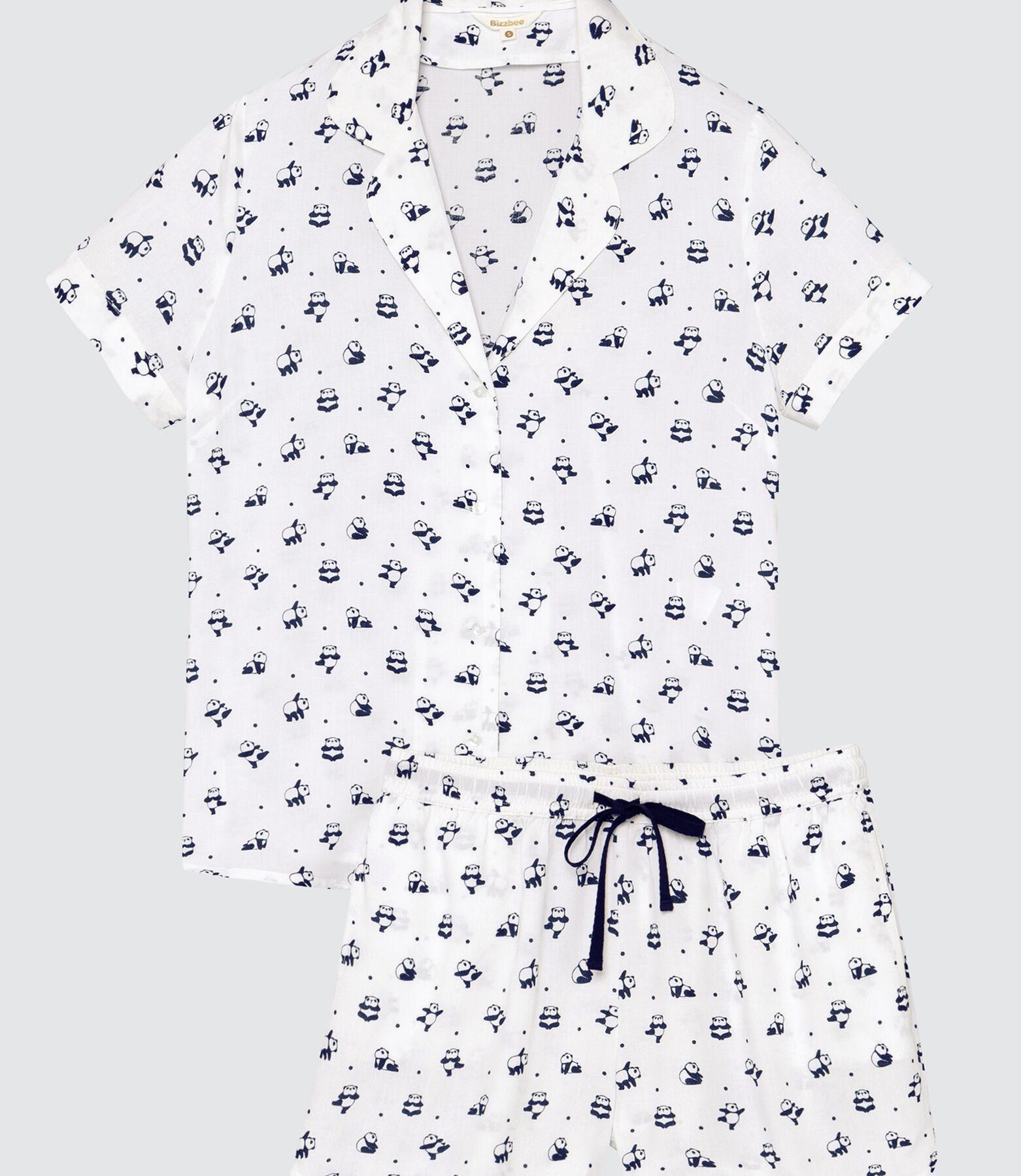 Set Pyjama Imprimé Panda