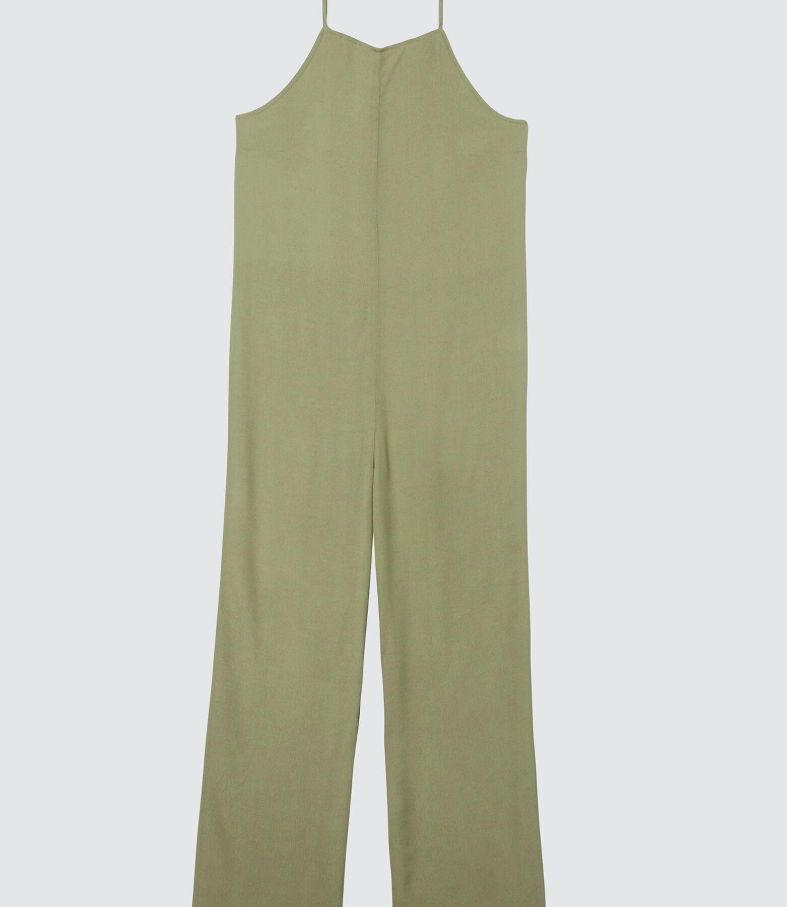 Combi-pantalon fines bretelles