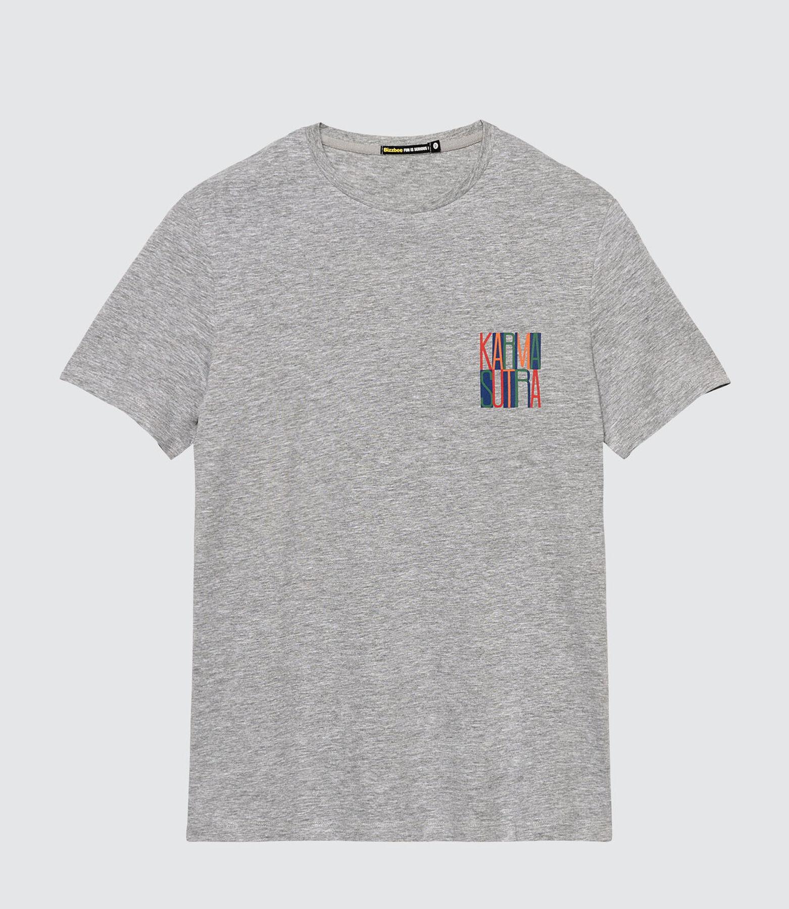 "T-shirt à message ""KARMA SUTRA"""