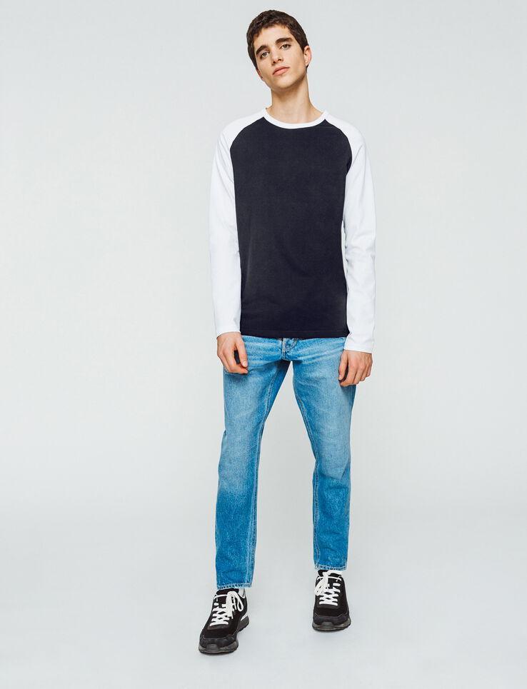 T-shirt raglan manches longues