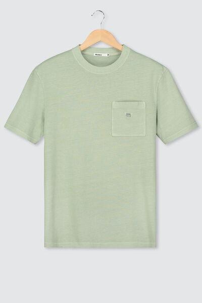 T-shirt loose fit garment wash