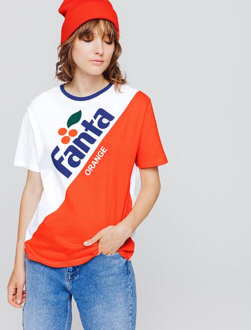 T-shirt licence FANTA femme