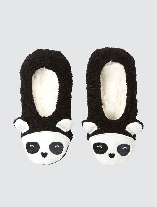 Chaussons Animal  femme