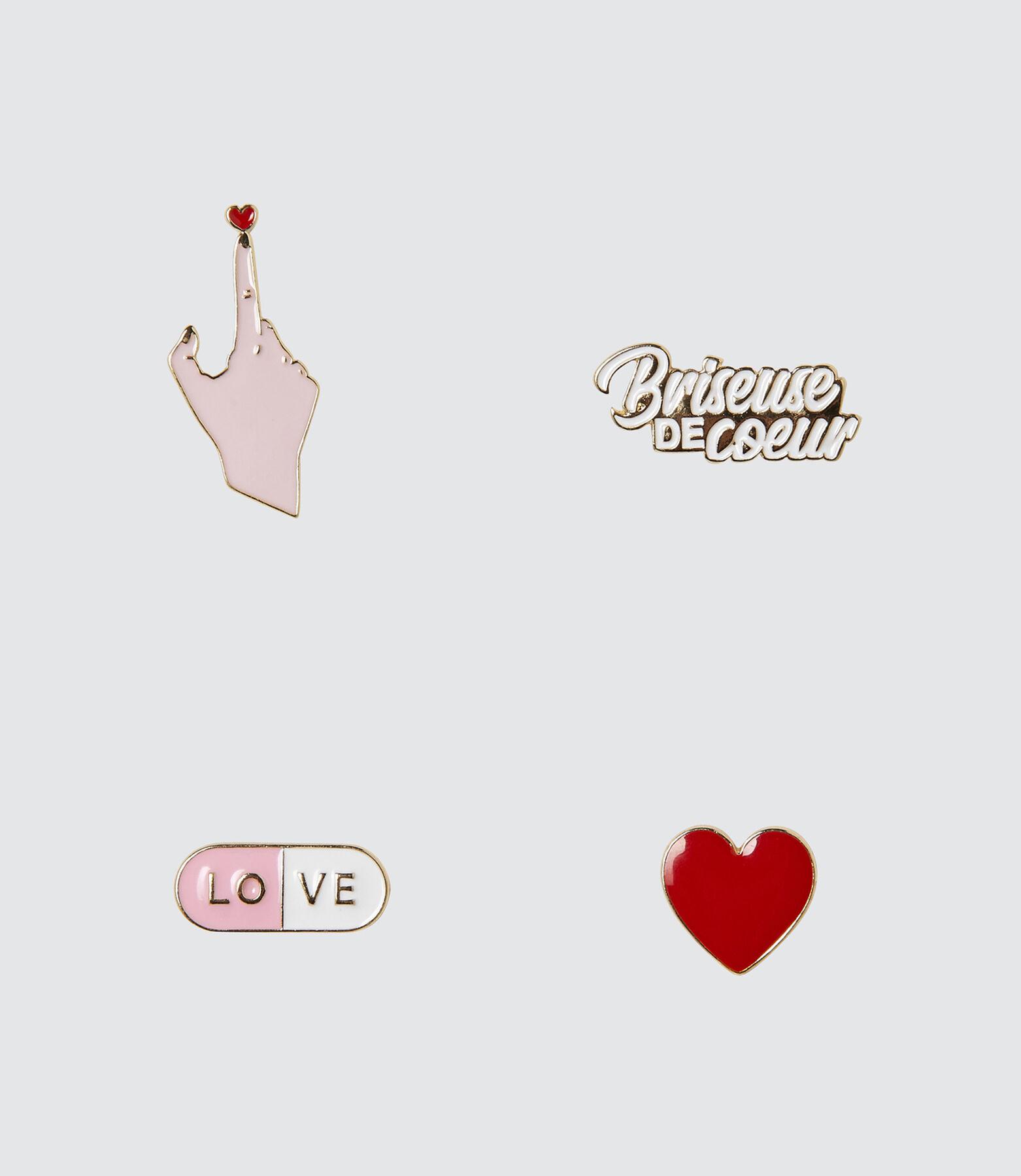 Pins Saint Valentin