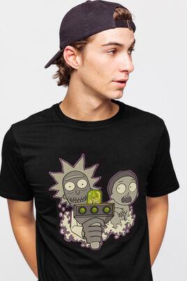 T-shirt Licence Rick et Morty