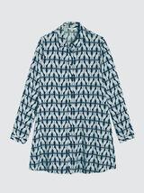 Robe chemise fluide
