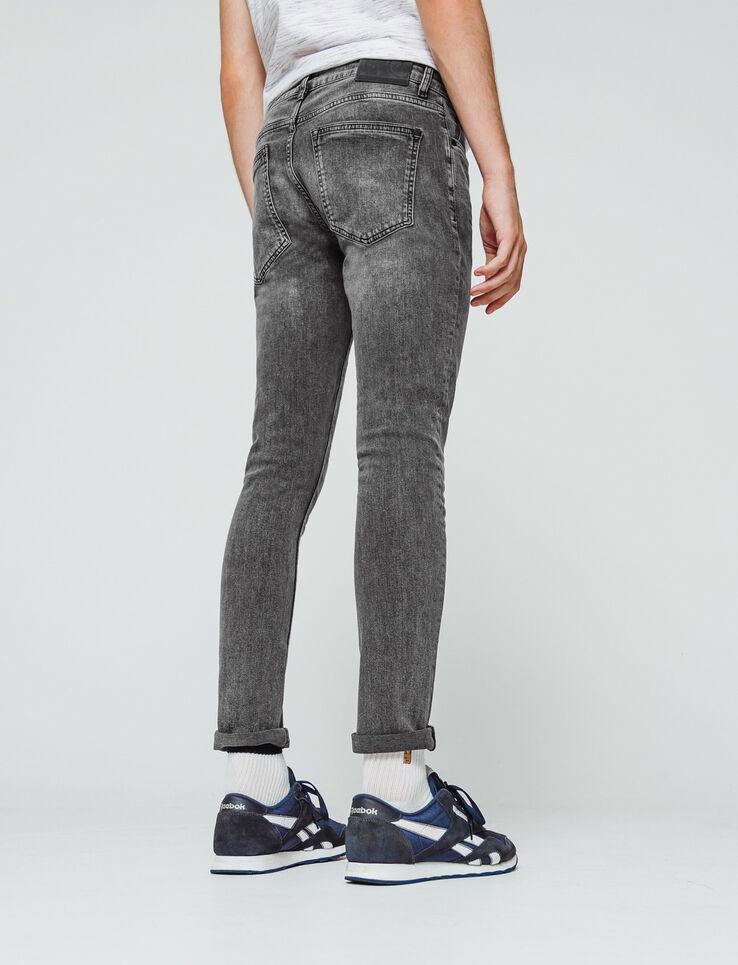Jean skinny cropped noir