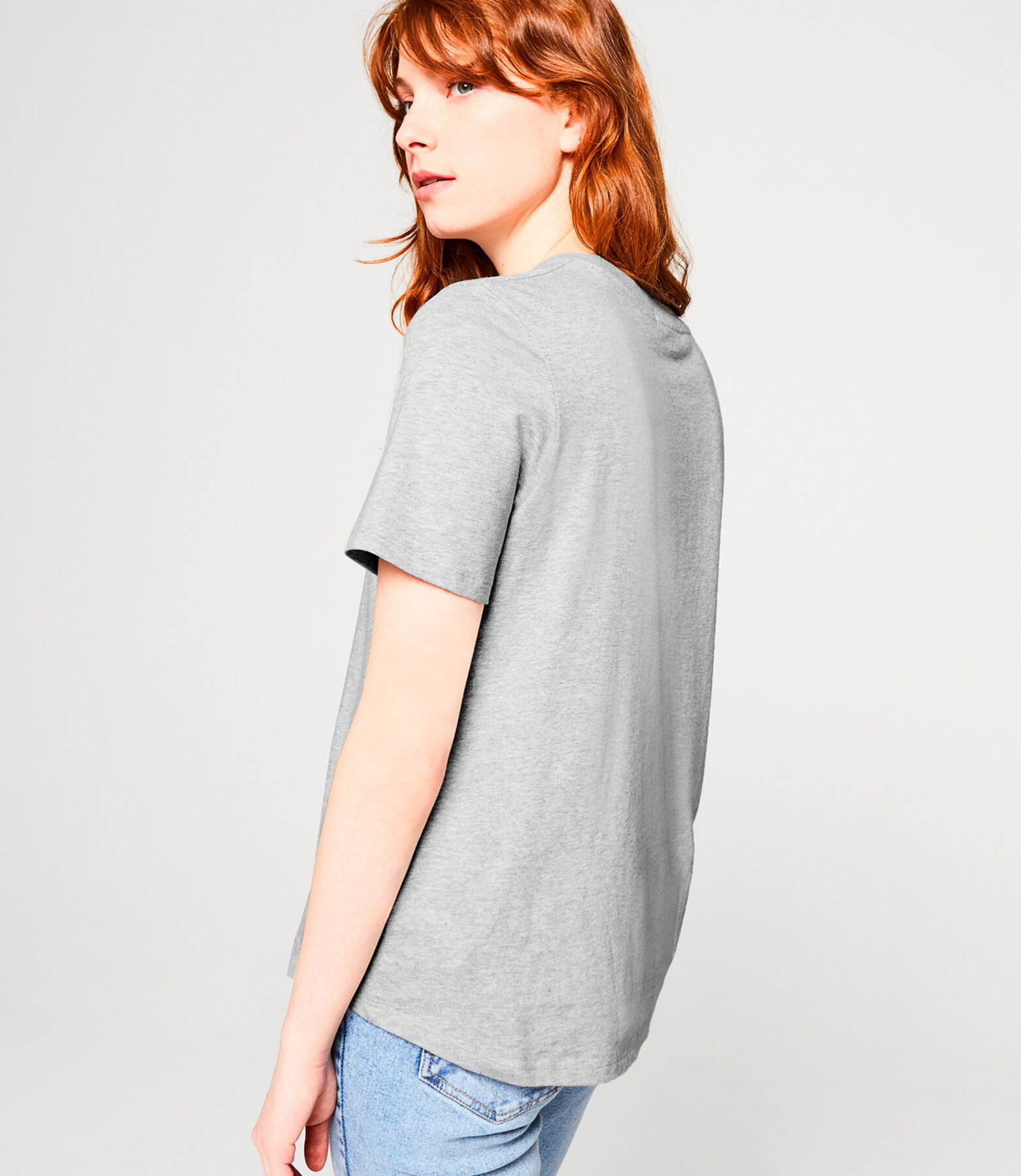"T-shirt brodé ""petit croco"""