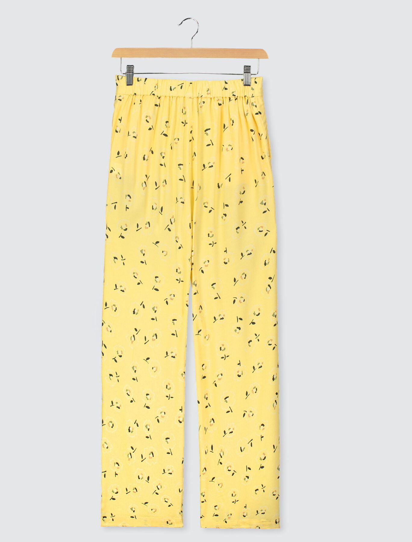 Pantalon Fluide Imprimé